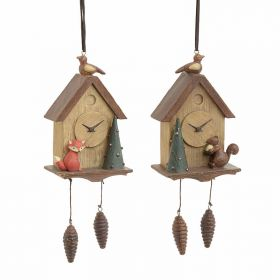 Ornament Set Of 2