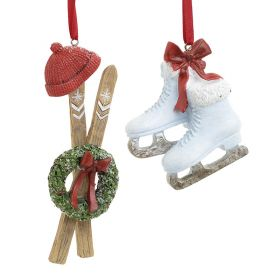 Ornament Set Of 4